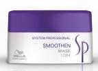 Wella System Professional Smoothen Mask 200ml Maska na narovnání vlasů