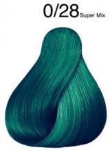 Wella Koleston perfect barva 0/28 mixton zelený 60ml