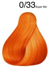 Wella Koleston Perfect barva 0/33 mixtón zlatá 60ml