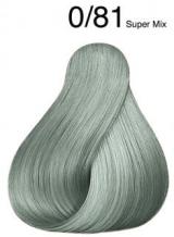 Wella Koleston Perfect barva 0/81 Mixtón Stříbrná 60ml