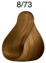 Wella Koleston Perfect barva 8/73 světlá blond hnědá zlatá 60ml