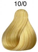 Wella Koleston Perfect barva 10/0 Intenzivní světlá blond přírodní 60ml