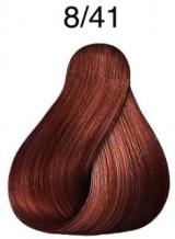 Wella Koleston Perfect barva 8/41 světlá blond měděná popelavá 60ml
