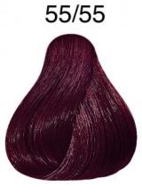 Wella Koleston Perfect barva 55/55 světle hnědá intenz.mahagonová intenz. 60ml