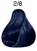 Wella Koleston Perfect barva 2/8 černá modrá 60ml
