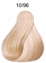Wella Koleston Perfect barva 10/96 intenzivní světlá blond plavá fialová 60ml