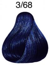 Wella Color Touch přeliv 3/68 tmavě hnědá fialová perleťová 60ml