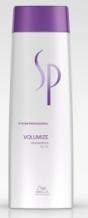 Wella System Professional Volumize Shampoo 1000ml Šampon pro jemné vlasy