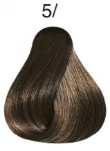 Wella Koleston Perfect barva 5/ světle hnědá čirá 60 ml
