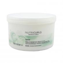 Wella Professionals Nutricurls Waves&Curls Mask 500 ml